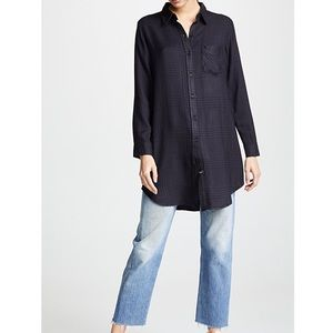 Rails Tops - Rails Button Down Long Sleeve Plaid